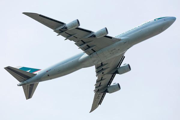 B-LJJ - Boeing 747-867F