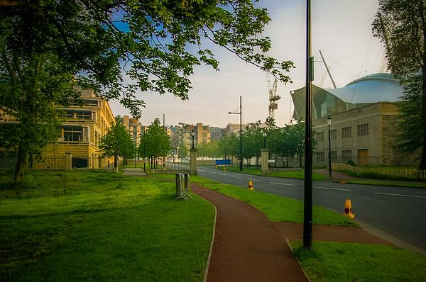 Holyrood Gait & Holyrood Road