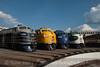 North Carolina Transportation Museum<br /> Spencer, North Carolina<br /> May 31, 2014