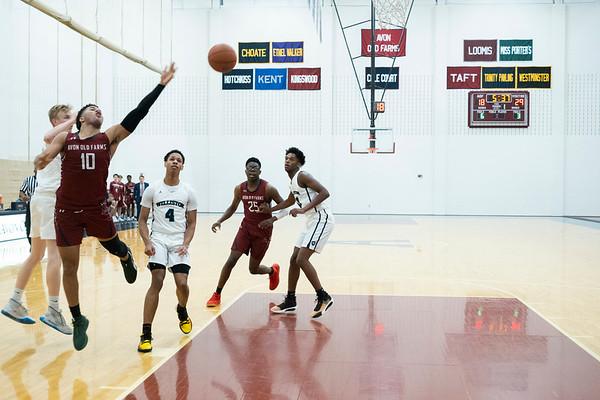 2019-20 Varsity Basketball vs. Wiliston