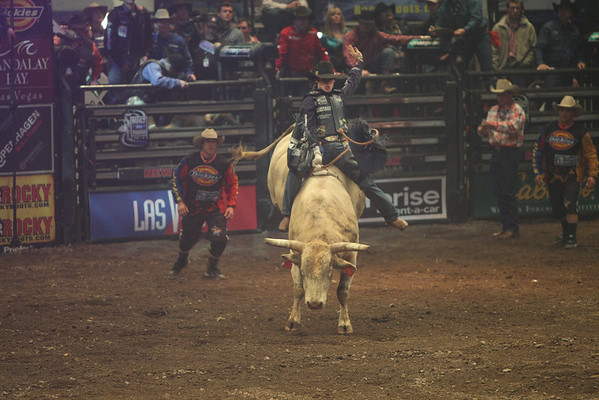 PBR Bull Riding at MSG Jan 08