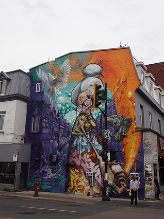2013 - St Laurent street fair