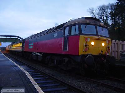 2005 - Dartmoor Railway