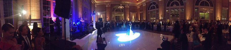 Beers-Lown Wedding Panoramas