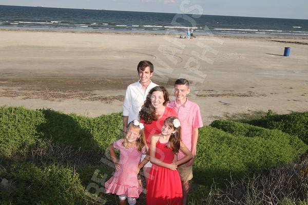 Family Beach Shoot 19th st