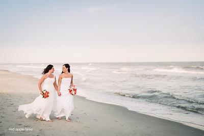 Laura + Danielle Wedding