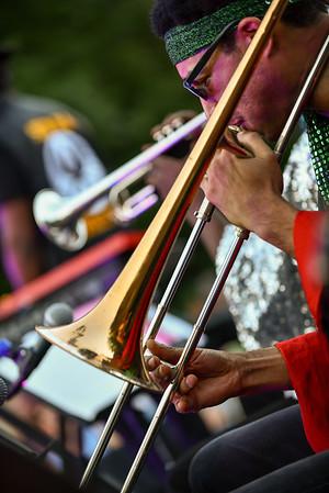 BMA- Jazz in the Sculpture Garden 7-7-18