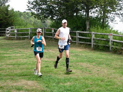 Indian Ladder Trail Run