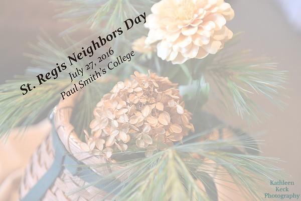 2016 St Regis Neighbors Reception