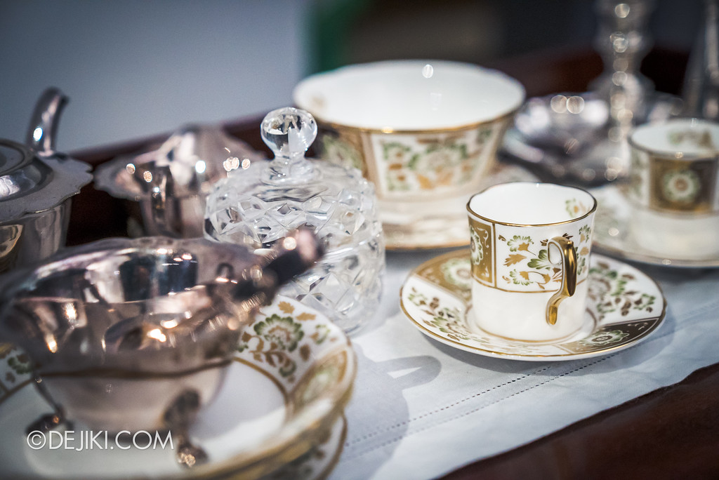 Downton Abbey The Exhibition - Afternoon Tea Set