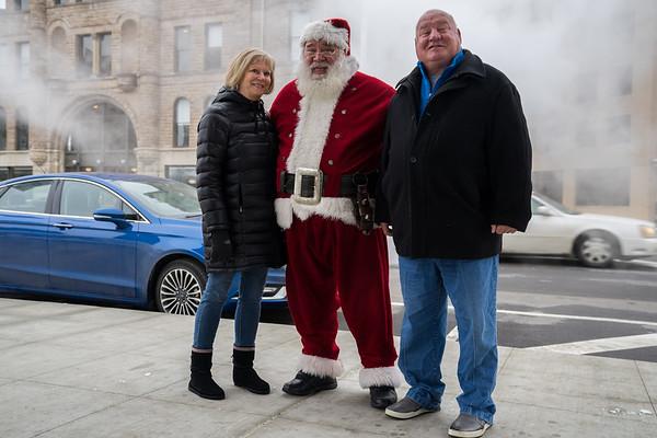 Beacon Park Santa Photos 12/17