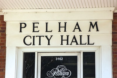 Pelham City Hall Flag Replacement 3/15/2018