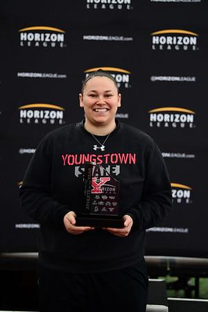 Horizon League Awards Presentation