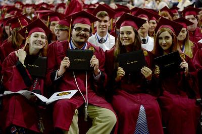Rouse High School Graduation 2018