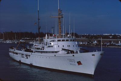 Mermoz Cruise 1981