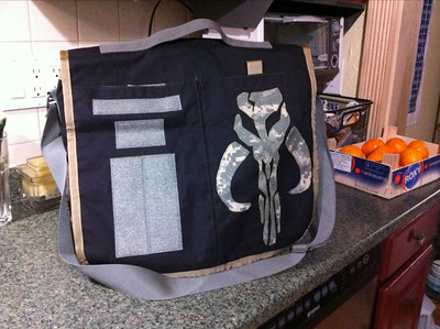 Bad Ass Baby Bag