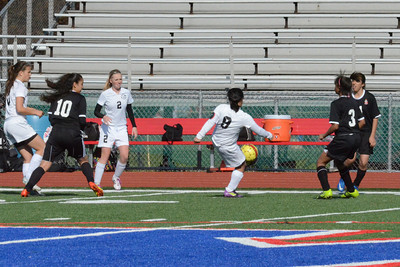 Soccer vs. East Aurora