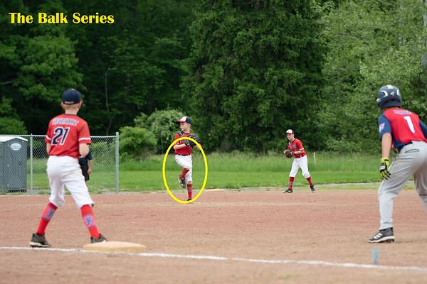 The Balk Series vs. Kenston