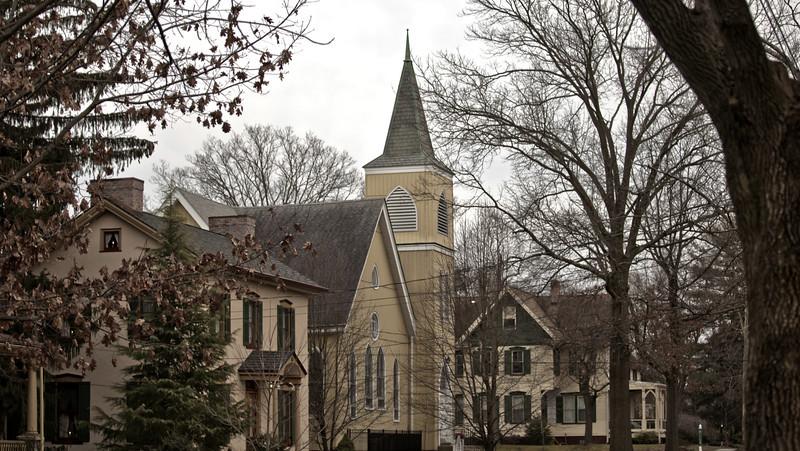 South Clinton Avenue, Wenonah Methodist Church