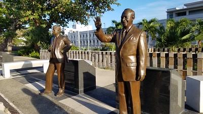 Walkway of the Presidents