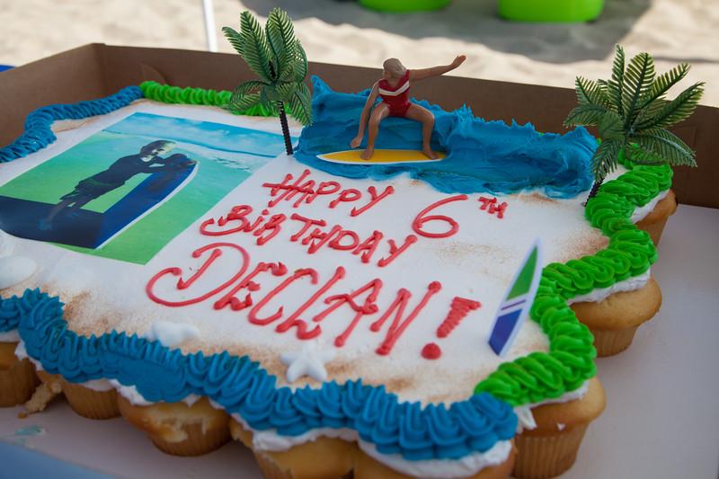 Declans 6th Birthday Beach Bash