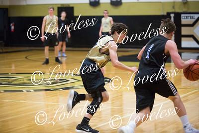 Basketball Homecoming 2018