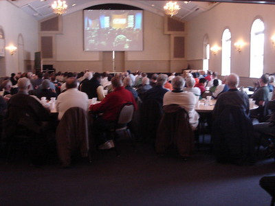 2007 Medinah Baptist Church Men's Group NFL Breakfast