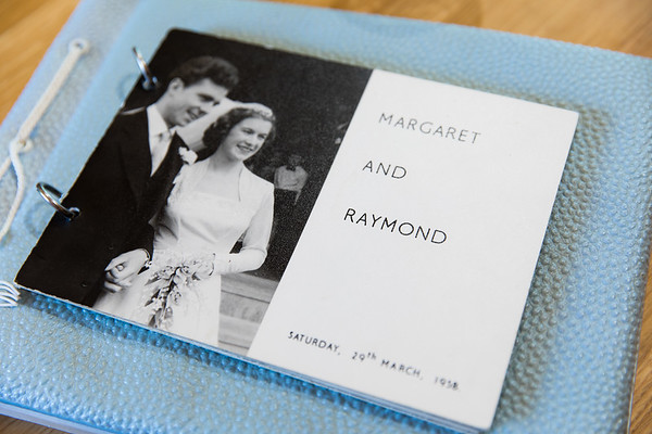 Ray & Margaret - Diamond Wedding Celebration