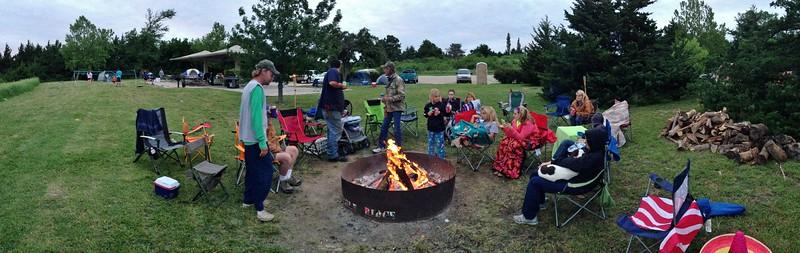 2013-06 Graham & Allen Picnic & Camping