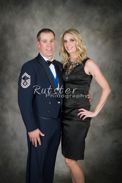 Scott AFB Chief Master Sergeant Induction Ceremony