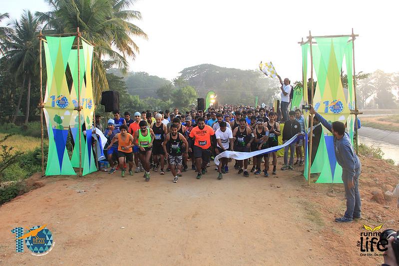 Kaveri Trail Marathon 2016 - Day 1