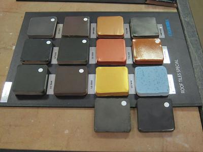 Custom Glazes At CRED