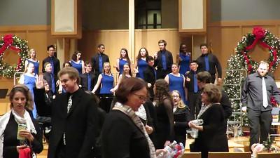 Cantores Choir Hinsdale ALL videos Dec 17 2017
