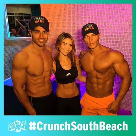 Crunch It's A Party On The (South) Beach Miami Photos