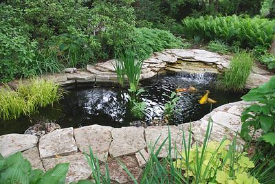 2011 Garden Walk--booklet photos