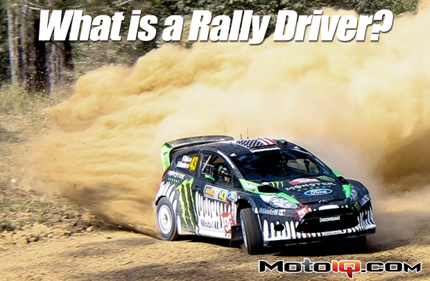 What is a Rally Driver? Part 2