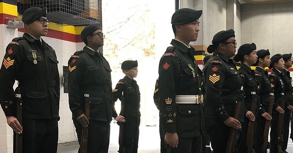 RCEME Cadets Corps