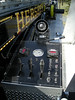Pedistal control panel
