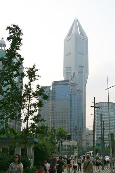 Shanghai - July 2007