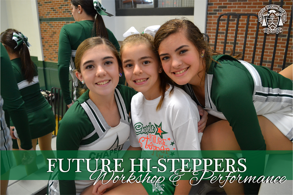 Future Hi-Stepper Workshop