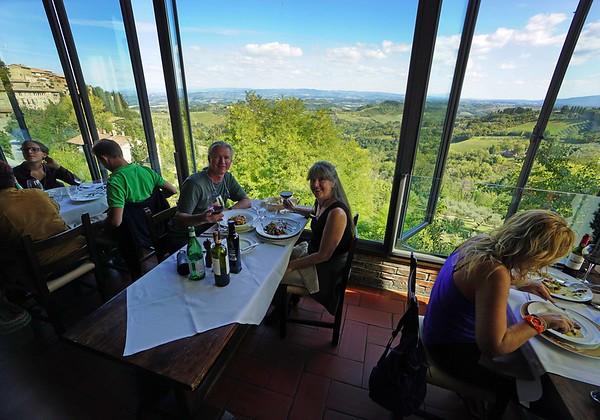 Chianti and Radda Italy