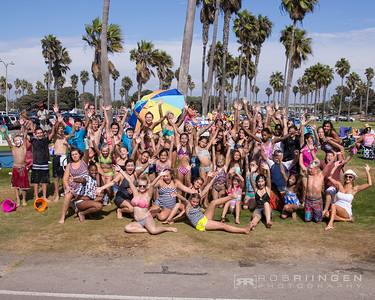 LMS Show Choir Beach Party 8/21/14