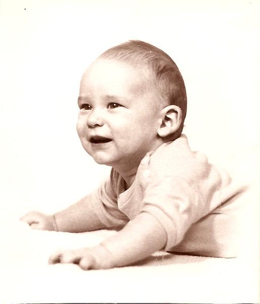 Ed, Jr.  - age 7 months   2/1946