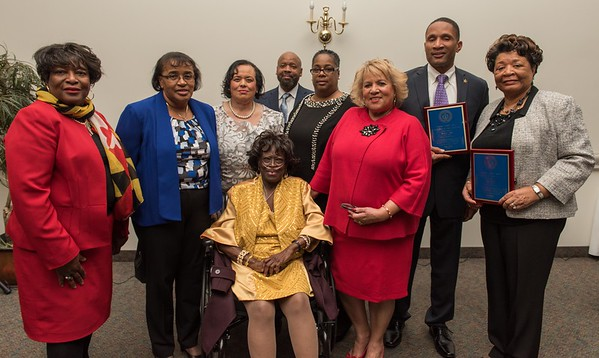 Charles County Branch NAACP 31st Hall of Fame Banquet