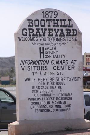 Tombstone - 2009