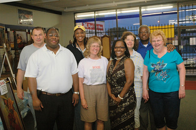 August 5th Primary Parties Finney, Ohaebosim, and Faust-Goudeau Aug 2008
