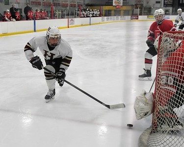 Varsity Hockey vs. Pennington