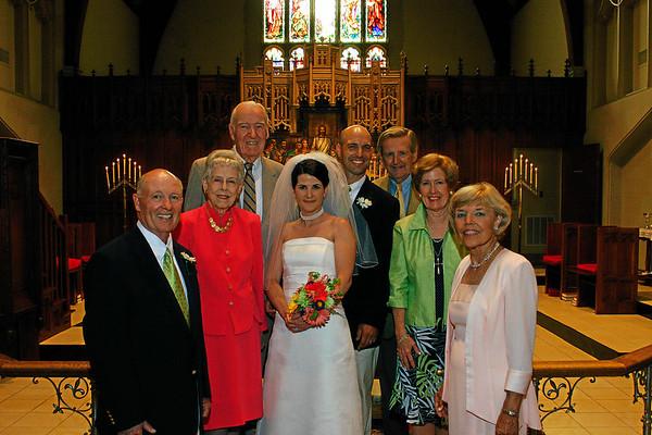 Bartlet & Chris Wedding