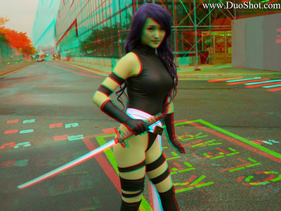 NYCC 2011 Special 001 Anaglyph