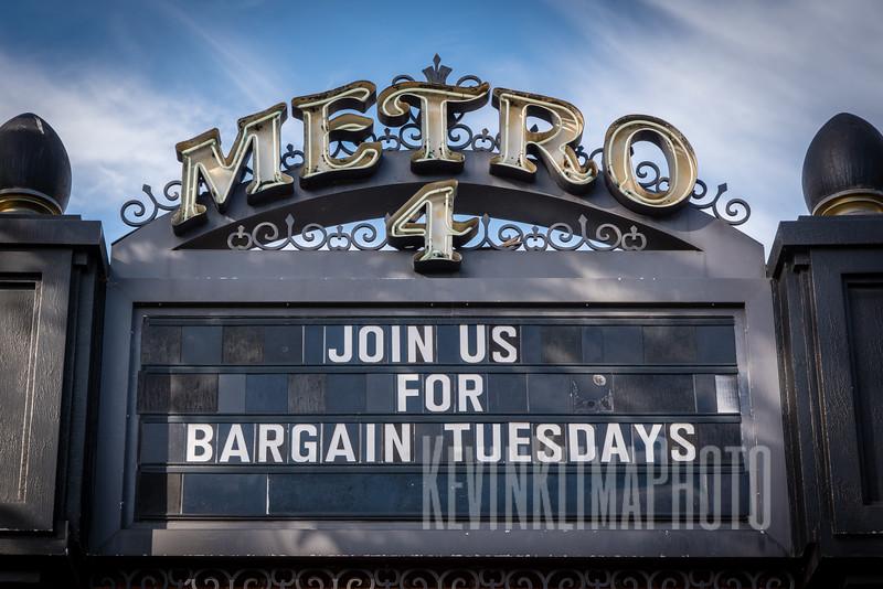 Metropolitan Metro 4 Theatre